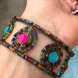 Unique Vintage boho bracelet